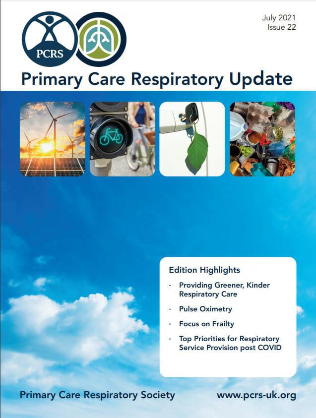 Primary Care Respiratory Update Summer 2021
