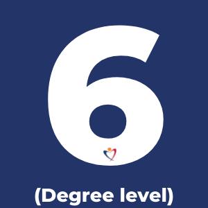Level 6 (degree level)